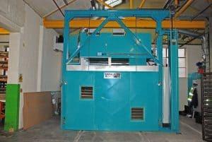 Heat Treatment Ovens