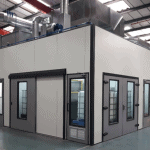 Automated Paint Facility